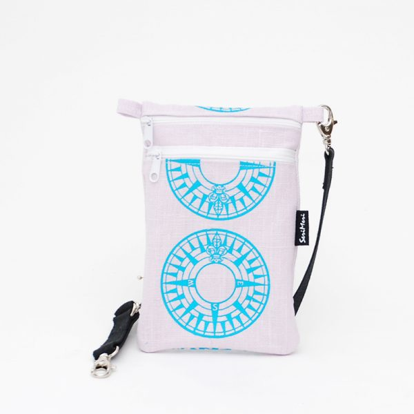 Mobile Bag, ice pink
