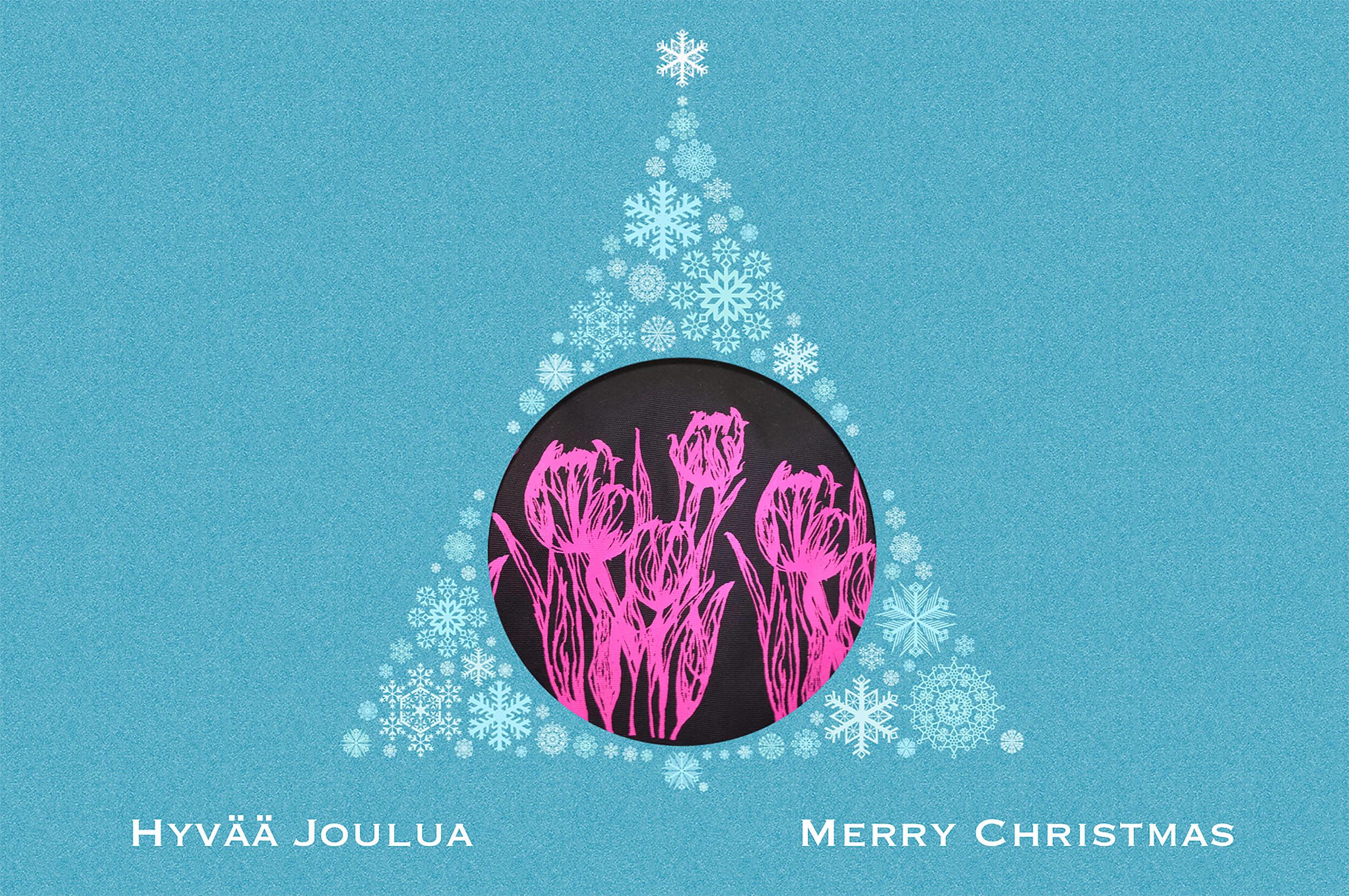 Hyvää Joulua ja Onnellista Vuotta 2014
