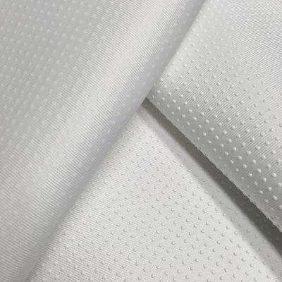 Liukuestekangas valkoinen